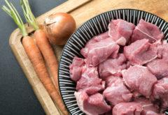 Gîte  - Nos produits - blanquette de veau