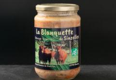 Gîte  - Nos produits - Blanquette de veau cuisinée