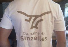 Gîte  - Nos produits - T shirt avec  logo